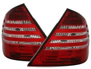 LED R/ückleuchten Set in Rot Wei/ß