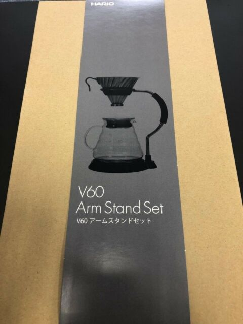 F S Hario V60 Arm Stand Set 600ml Vas 8006 Hsv Import From Japan 0315 For Sale Online Ebay