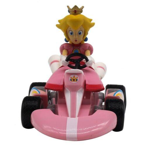 Figurines Mario Kart Deluxe Mario Luigi Kong Yoshi Tod Princesse Jeu Enfant Neuf