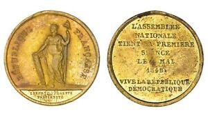 FRANCIA-DEUXIEME-REPUBLIQUE-L-039-Assemblee-Nationale-tient-sa-premiere-seance-1848