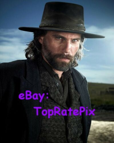 ANSON MOUNT - Hell on Wheels Actor - 8x10 Photo #2