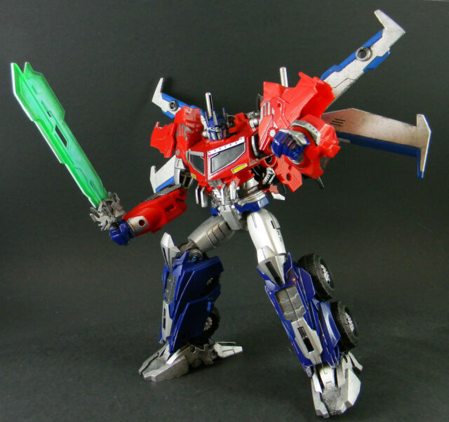 Beast Hunters Optimus Prime Custom Preorder
