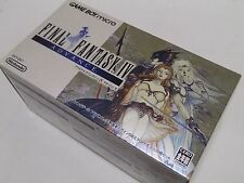 NINTENDO GAME BOY Advance Micro Final Fantasy IV YOSHITAKA AMANO Model Japan