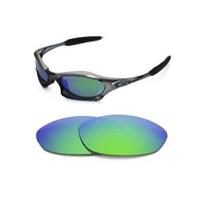 f8cc39dc4f Image is loading NEW-POLARIZED-REPLACEMENT-GREEN-LENS-FOR-OAKLEY-SPLICE-