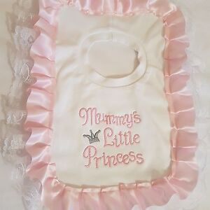 Mummy's Princess Bib