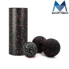High Density Foam Roller Massage Ball Combo YOGA PILATE THERAPY Trigger Massage