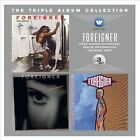 Triple Album Collection by Foreigner (CD, Oct-2012, Warner Music)