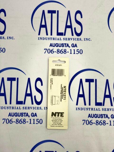 NTE Electronics NTE15044 INTEGRATED CIRCUIT CMOS VCR VOLTAGE DETECTOR 3-LEAD SIP