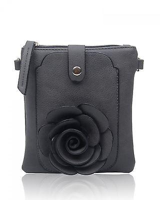 Flower Small Cross Body Purse Bags Ladies Women's Fashion Quality Handbags Bag