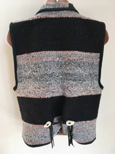 Western Boutons Blanket Womens Joyce H Montana Wool Southwestern Antler S ZqxzHgzY
