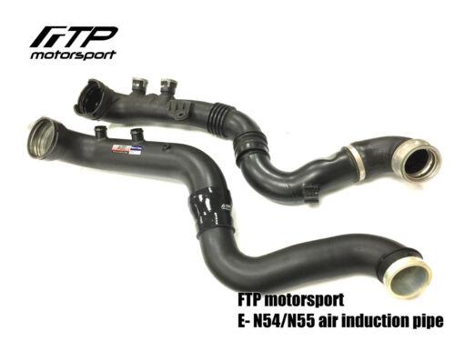 SGER FTP E-N54//N55 air induction pipe 135i 335i E82 E88 E90 E91 E92 E93 E84 LCI
