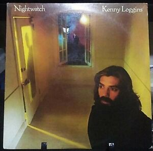 KENNY LOGGINS Nightwatch Album Released 1978 Vinyl Collection USA Press