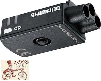 SHIMANO EW90-A DI2 COCKPIT JUNCTION BOX 3-PORT SHIFTER PART-NOT FOR FLIGHT DECK