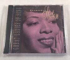 Spotlight on Dakota Staton [Great Ladies of Song] by Dakota Staton (CD,  Jul-1996, Alliance)