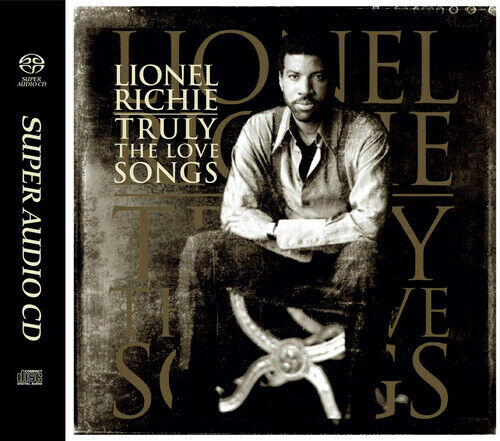PRE-ORDER-Lionel-Richie-Truly-The-Love-Songs-SACD-New