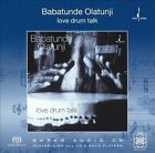 Love Drum Talk by Babatunde Olatunji (CD, Sep-1997, Chesky Records)