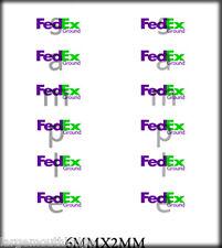 NEW PEEL AND STICK RPS BOLEY VEHICLE DOOR DECALS HO SCALE 1/87 CUSTOM FDX2