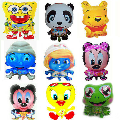 "Wholesale 5PCS Balloon Holiday Party Supply 18-24"" Cartoon Character Foil Helium"
