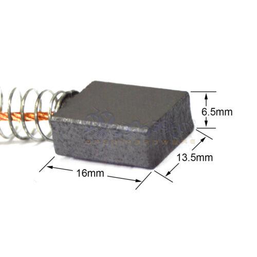 Motor Carbon Brush Set For CB-5 CB-152 CB-153 CB-154 957805410 643154-6 Brushes
