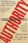 Obedience to Authority: An Experimental View by Stanley Milgram (Paperback, 2009)