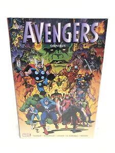 Avengers-Omnibus-Volume-4-ARTHUR-ADAMS-COVER-Marvel-New-Factory-Sealed-100