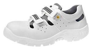 Baugewerbe Abeba Sicherheitsschuhe Sandale Weiß s1 Arbeitsschuhe Schuhe Arbeitskleidung & -schutz