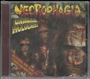 NECROPHAGIA-CANNIBAL-HOLOCAUST-SEALED-CD-NEW