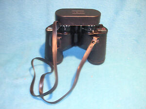 Binocular Cases & Accessories Vintage Sears Discoverer Zoom Binoculars Model 473.25850 8x-17x40mm With Case Cameras & Photo