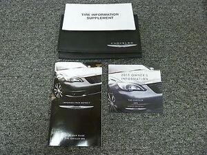 2013 chrysler 200 touring manual