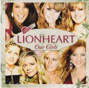 Various-Artists-Lionheart-Our-Girls-034-2005-CD-Album