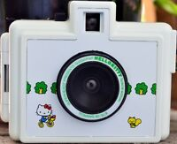 Superheadz Hello Kitty Golden Half  Special Edition 35mm Film Camera New In Box