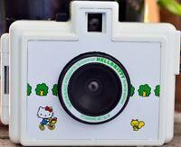 Superheadz Hello Kitty Golden Half Special Edition 35mm Film Camera In Box