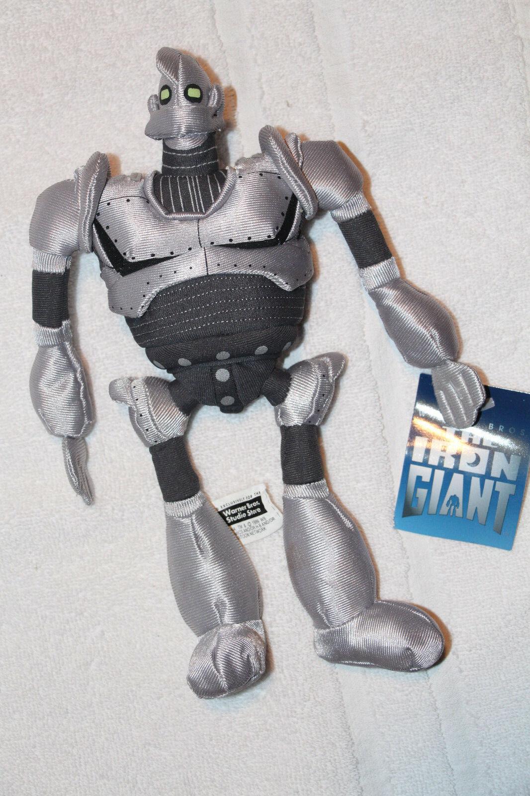 Warner Bros Studio The Iron Giant   NWT    MINT