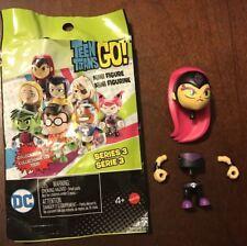 Collect Them All Teen Titans Go Mini Figure Blind Packs 3 Pcs Series 3