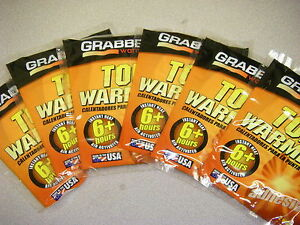 Grabber-Warmers-Toe-Warmers-6-hours-12-Grabber-6-Pairs-USA-Exp-09-21