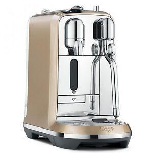 Image Is Loading Sage Nespresso Creatista Coffee Maker Espresso Machine 19