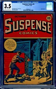 Suspense-Comics-6-CGC-3-5