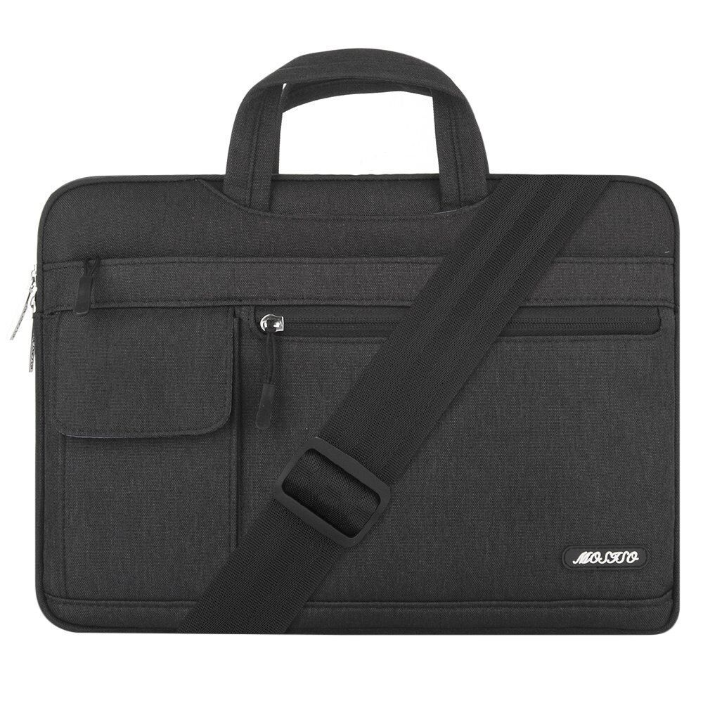 Mosiso Men Laptop Bag for Macbook Air Pro 13 15 Notebook 13.3 15.6 17 inch . Buy it now for 23.74