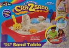 Cra-Z-Art Cra Z Sand Table Mold'N Play Sand Non-Toxic 4+