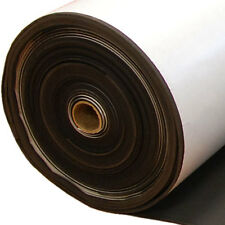 """NEOPRENE WITH ADHESIVE 1/4"""" THICK X 54"""" WIDE X 2' LONG"""