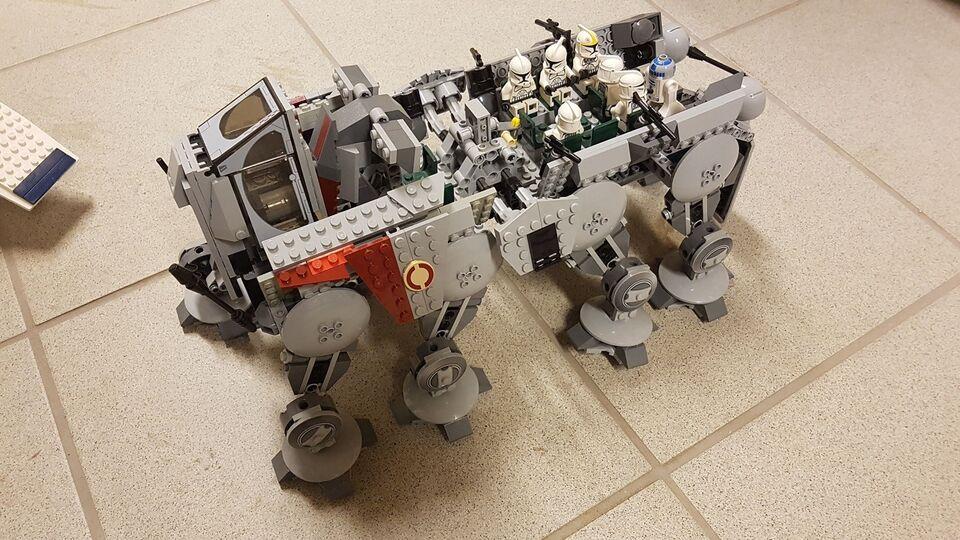 Lego Star Wars, 10195