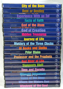 NEW-Moody-Science-Classics-19-DVD-Set-Creation-Bible-Series-Homeschool-Video