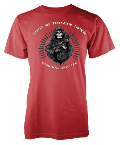 Gaming Sons of Tomato Town Original Chapter kids t-shirt