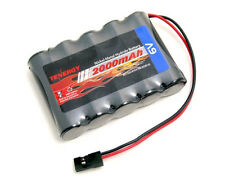 Tenergy 6.0V 2000mAh Flat Receiver RX NiMH Battery Pack 11106