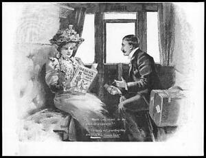 1899-Antique-Print-Advertisement-Ogdens-Guinea-Gold-Cigarettes-Train-61