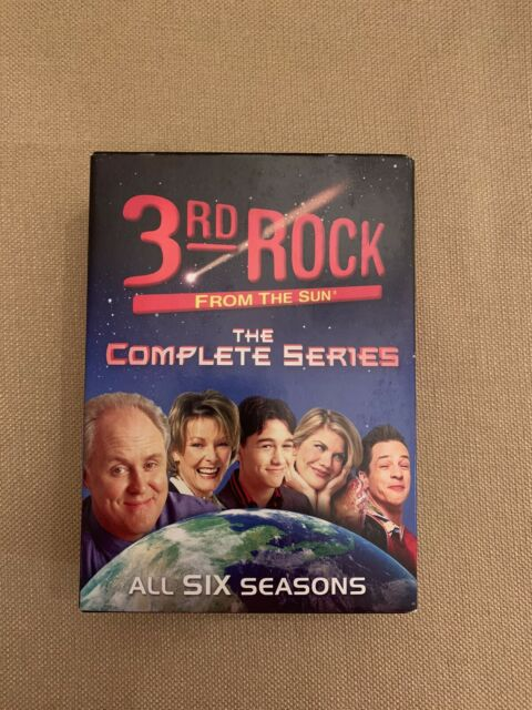 3rd Rock from the Sun: The Complete Series (DVD, 2010, 24-Disc Set)