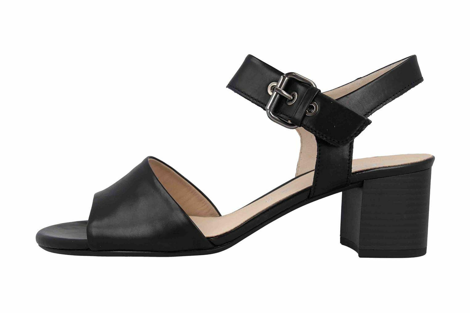 elige tu favorito Gabor Comfort Comfort Comfort fashion sandalias en talla extragrande negro 22.920.57 grandes mujersch  producto de calidad