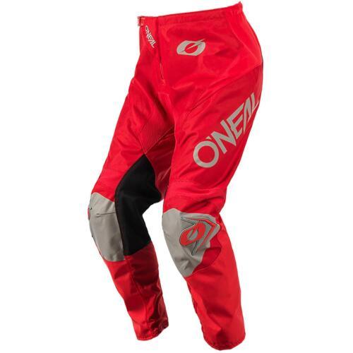 O /'Neal Uomo Motocross Pantaloni Matrix ridewear ENDURO FUORISTRADA CROSS DOWNHILL MX FR
