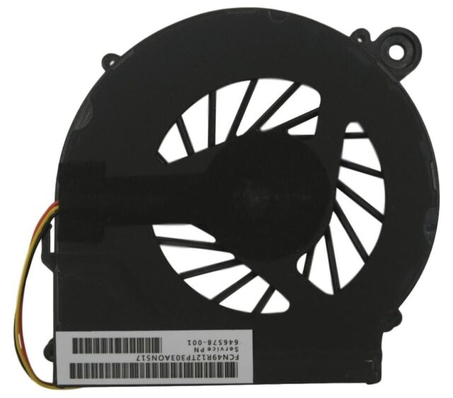HP Pavilion G4-1000 G6-1000 G7-1000 CQ42 CQ62 G42 G56 Laptop CPU Cooling Fan