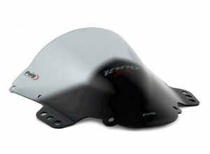 Puig Racing Windscreen Smoke 2072H